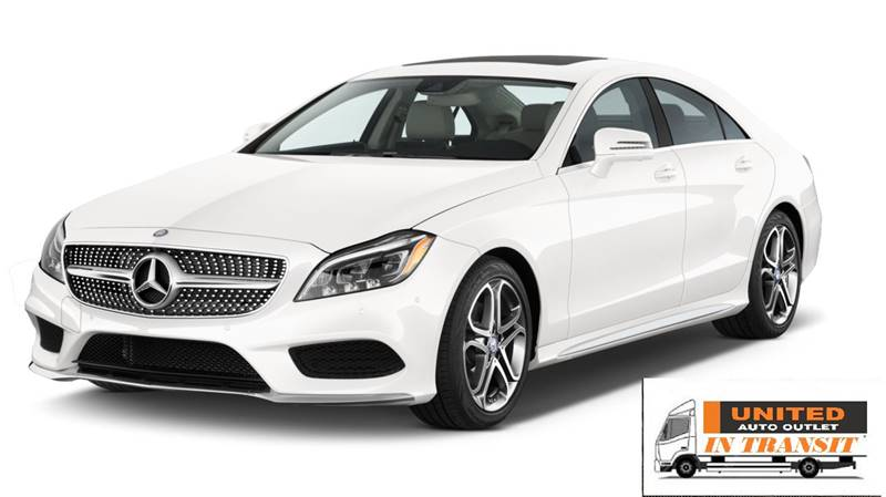 2015 Mercedes Benz CLS For Sale At United Auto Outlet In Chantilly VA