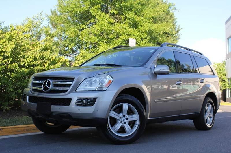 2007 Mercedes Benz GL Class For Sale At United Auto Outlet In Chantilly VA