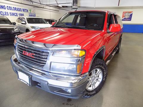 2011 GMC Canyon for sale in Denver, CO