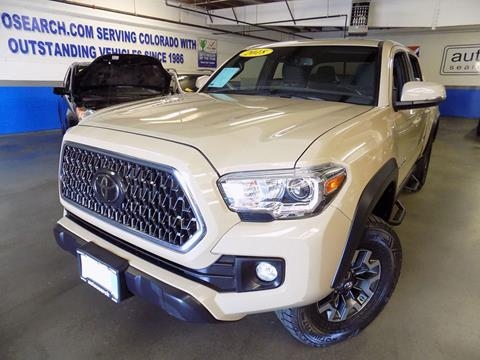 2018 Toyota Tacoma for sale in Denver, CO