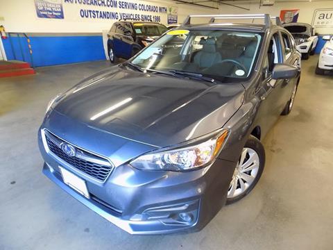 2017 Subaru Impreza for sale in Denver, CO