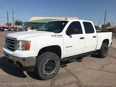 2012 GMC Sierra 1500 for sale in Mesa, AZ