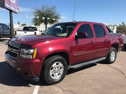 2009 Chevrolet Avalanche for sale in Mesa, AZ