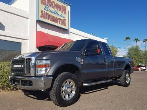 2008 Ford F-350 Super Duty for sale in Mesa, AZ