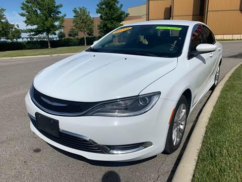 2016 Chrysler 200 for sale in Columbus, OH