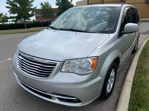 2011 Chrysler Town and Country for sale in Columbus, OH
