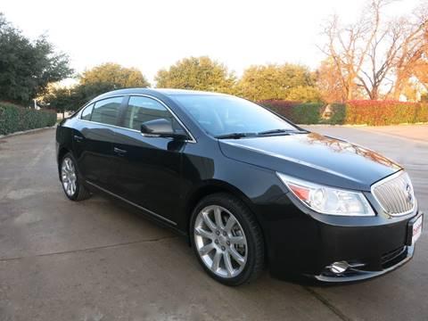 2011 Buick LaCrosse for sale at Auto Genius in Dallas TX
