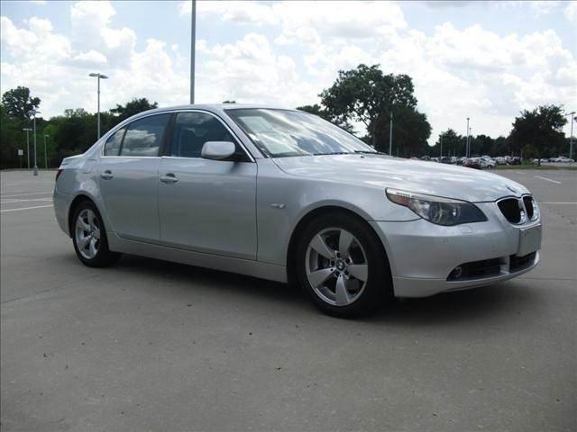 2005 BMW 5 Series for sale at Auto Genius in Dallas TX