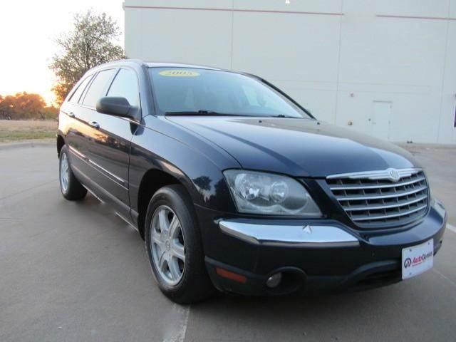 2005 Chrysler Pacifica for sale at Auto Genius in Dallas TX