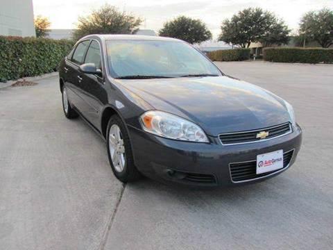 2008 Chevrolet Impala for sale at Auto Genius in Dallas TX