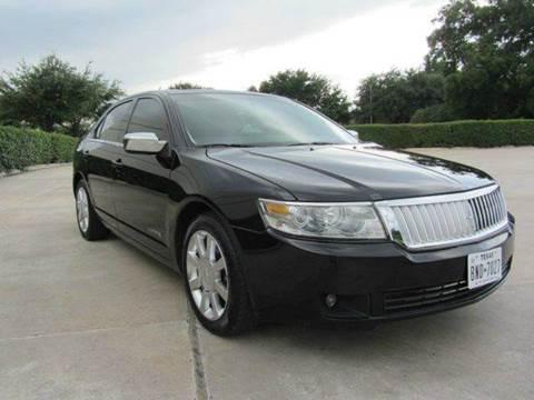 2006 Lincoln Zephyr for sale at Auto Genius in Dallas TX