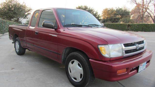 1998 Toyota Tacoma for sale at Auto Genius in Dallas TX