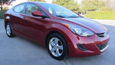 2011 Hyundai Elantra for sale at Auto Genius in Dallas TX