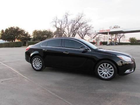 2012 Buick Regal for sale at Auto Genius in Dallas TX