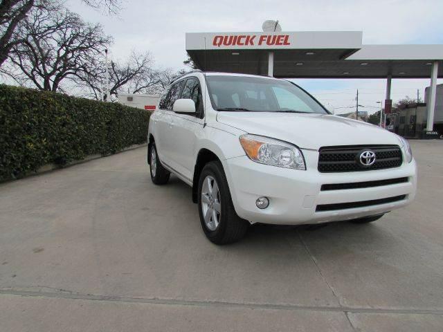 2006 Toyota RAV4 for sale at Auto Genius in Dallas TX