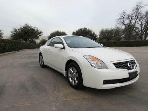 2009 Nissan Altima for sale at Auto Genius in Dallas TX