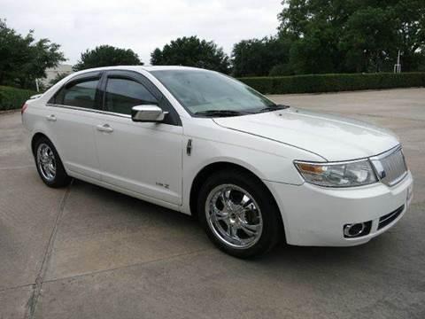 2008 Lincoln MKZ for sale at Auto Genius in Dallas TX