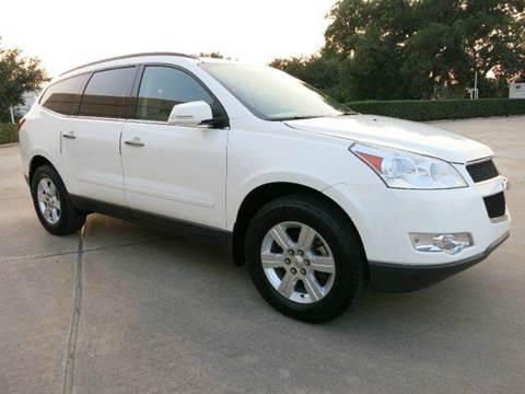 2012 Chevrolet Traverse for sale at Auto Genius in Dallas TX