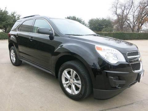 2013 Chevrolet Equinox for sale at Auto Genius in Dallas TX