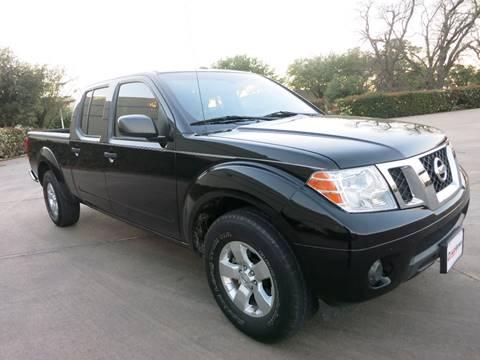 2011 Nissan Frontier for sale at Auto Genius in Dallas TX