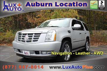 2010 Cadillac Escalade for sale in Auburn, MA