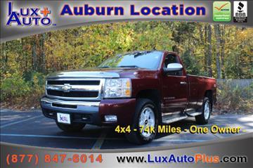 2009 Chevrolet Silverado 1500 for sale in Auburn, MA