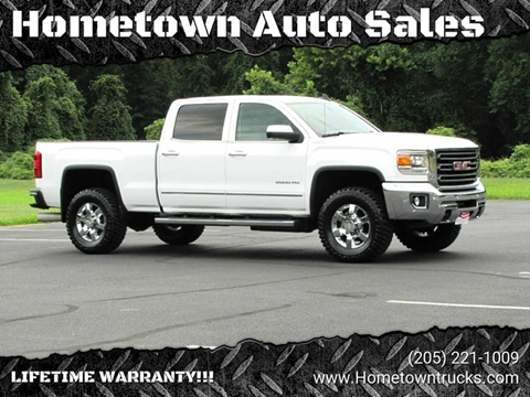 2015 GMC Sierra 2500HD for sale in Jasper, AL