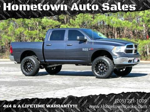 2018 RAM Ram Pickup 1500 for sale at Hometown Auto Sales - Trucks in Jasper AL