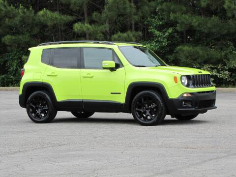 2018 Jeep Renegade for sale at Hometown Auto Sales - SUVS in Jasper AL