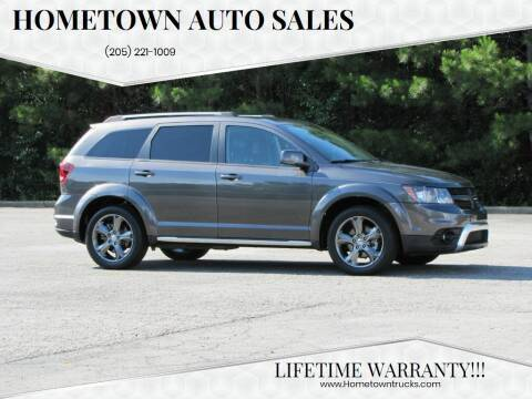 2017 Dodge Journey for sale at Hometown Auto Sales - SUVS in Jasper AL