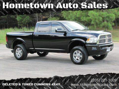 2012 RAM Ram Pickup 2500 for sale at Hometown Auto Sales - Trucks in Jasper AL