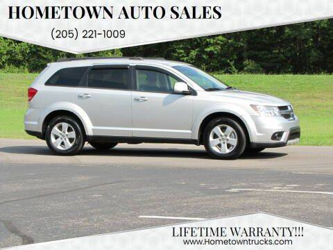2012 Dodge Journey for sale at Hometown Auto Sales - SUVS in Jasper AL