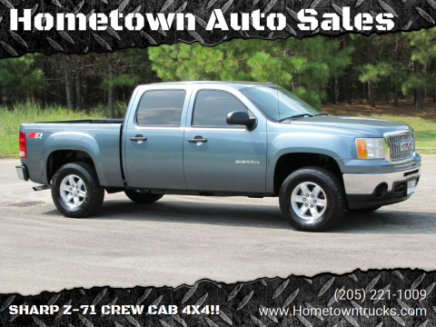 2011 GMC Sierra 1500 for sale at Hometown Auto Sales - Trucks in Jasper AL