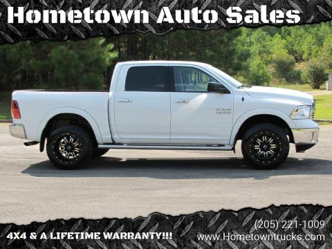 2014 RAM Ram Pickup 1500 for sale at Hometown Auto Sales - Trucks in Jasper AL