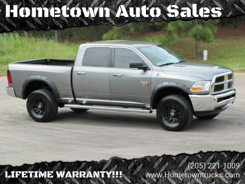 2012 RAM Ram Pickup 2500 for sale at Hometown Auto Sales - Trucks in Jasper AL