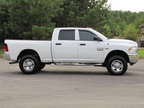2016 RAM Ram Pickup 2500 for sale at Hometown Auto Sales - Trucks in Jasper AL