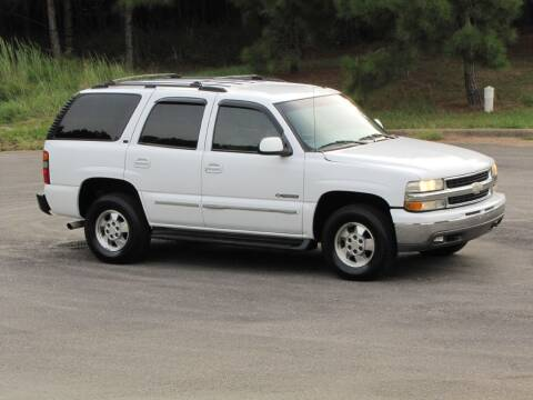 2002 Chevrolet Tahoe for sale at Hometown Auto Sales - SUVS in Jasper AL