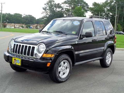 2007 Jeep Liberty for sale in Virginia Beach, VA