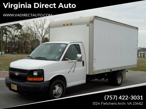 db2f8ee774 Used 2005 Chevrolet Express Cutaway For Sale - Carsforsale.com®