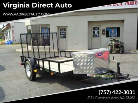 2011 Carry-On Utility for sale in Virginia Beach, VA
