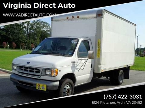 Box Truck For Sale in Virginia Beach, VA - Virginia Direct Auto