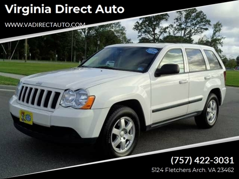 2008 Jeep Grand Cherokee for sale in Virginia Beach, VA