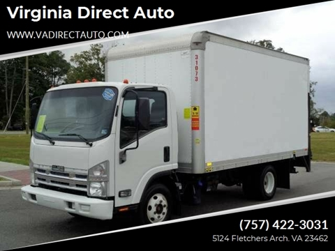 2012 Isuzu NPR for sale in Virginia Beach, VA
