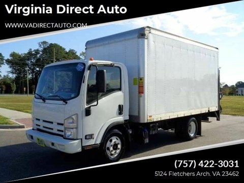 2013 Isuzu NPR for sale in Virginia Beach, VA
