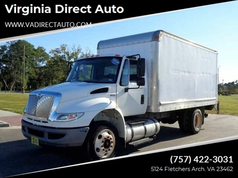 2009 International DuraStar 4400 for sale in Virginia Beach, VA