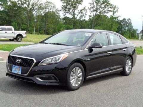 2016 Hyundai Sonata Hybrid for sale at Virginia Direct Auto in Virginia Beach VA