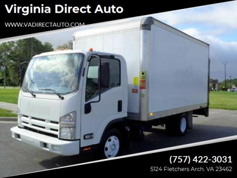 2014 Isuzu NPR for sale at Virginia Direct Auto in Virginia Beach VA