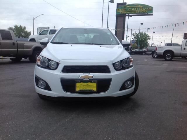 2016 Chevrolet Sonic LTZ Auto 4dr Sedan - Denver CO