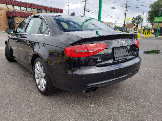 2013 Audi A4 AWD 2.0T quattro Premium Plus 4dr Sedan 8A - Denver CO