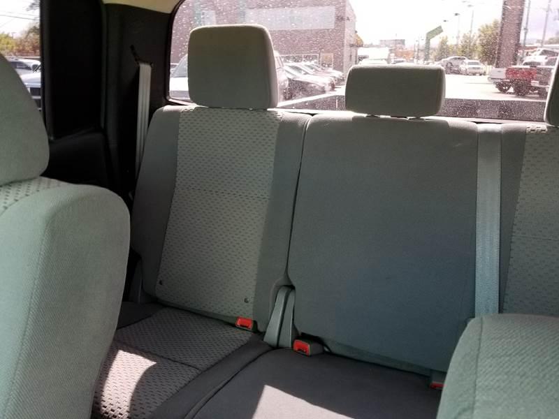 2011 Toyota Tundra 4x4 Grade 4dr Double Cab Pickup SB (5.7L V8 FFV) - Denver CO